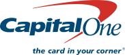 Capital One home page