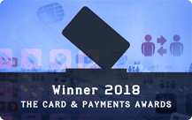 Card payments award logo