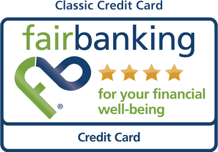 Classic Credit Card FairBanking logo