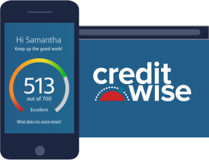 Credit wise Application Registration